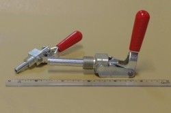 Clamps for loose parts