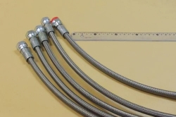 Flexible hoses for air supply